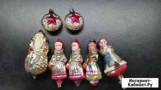 Елочные игрушки Тула