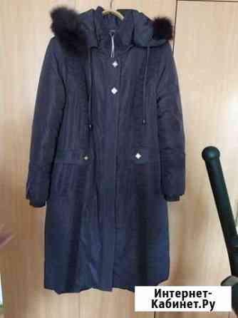 Новое зимнее женское пальто 52 размер Кострома