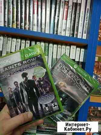 Dishonored+Saints Row The Third The Full Package Ростов-на-Дону