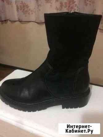 Ботинки женские зима Пятигорск