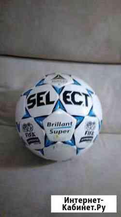 Мяч футбольный селект Красноярск