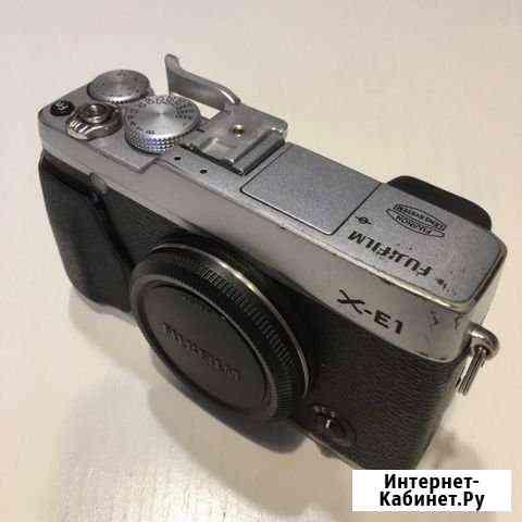 Fujifilm X-E1 Барнаул