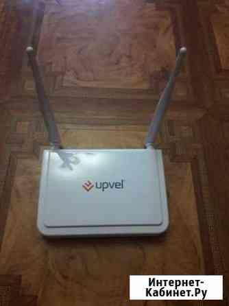 Роутер универсальный Upvel новый с USB портом Саратов