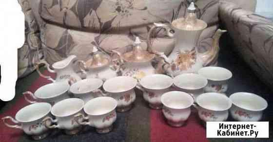 Сервиз чайный-кофейный, 16 предметов Великие Луки