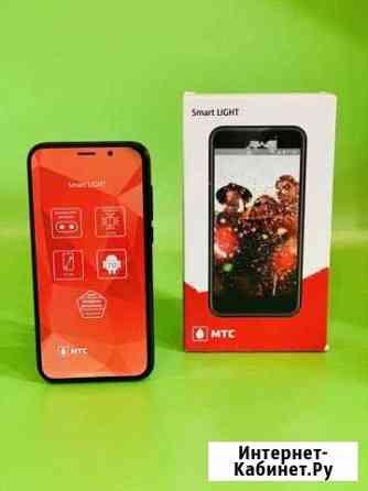 Cмартфон MTC Smart Light 4G LTE Воронеж
