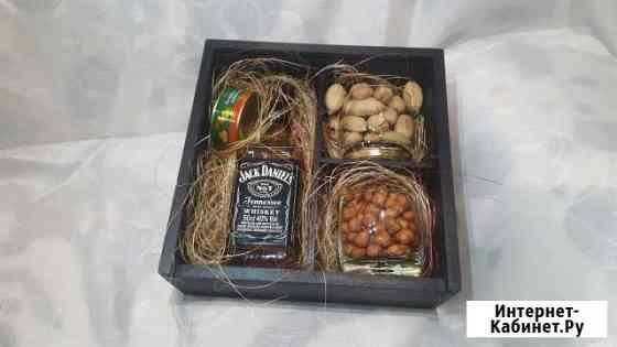 Упаковка для подарка из дерева Нижний Новгород