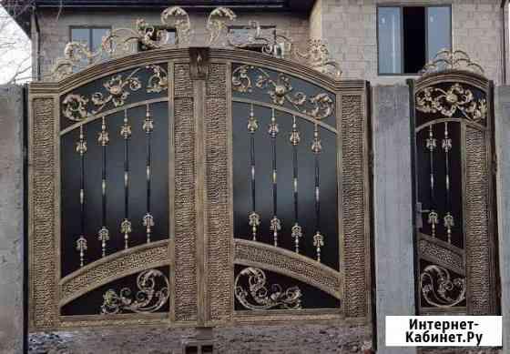 Ворота качественные Гудермес