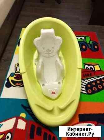 Ванночка и горка для купания горшок детский Липецк