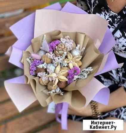 Букет из орехов Новосибирск