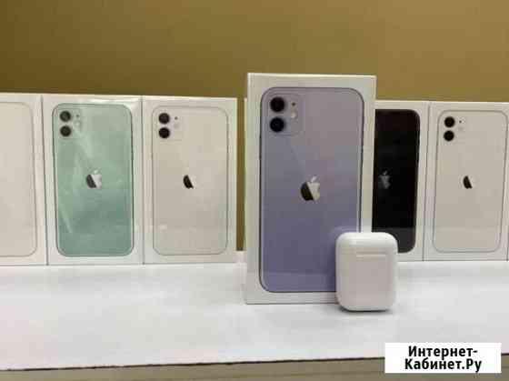 iPhone 11 Purple 128gb Новый Калининград