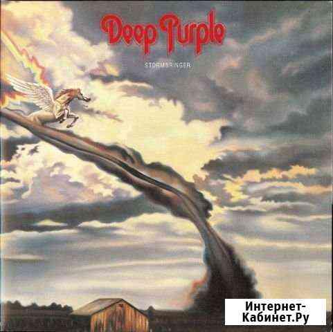 Виниловые пластинки,Deep Purple Stormbringer 2Lp Череповец