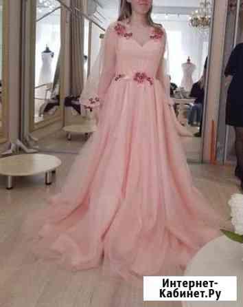 Платье вечернее Тюмень
