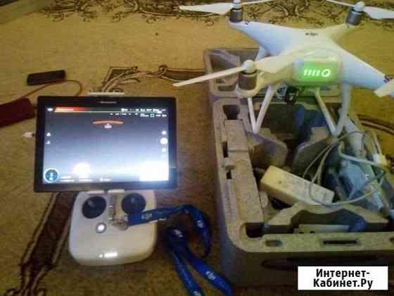 Квадрокоптер Dji phantom 4 Смоленск
