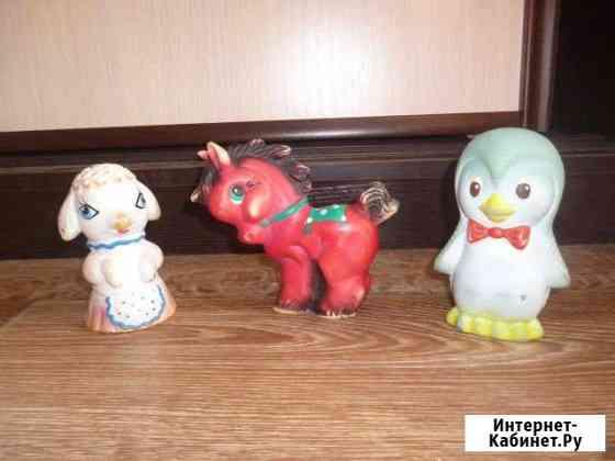 Резиновые игрушки Сарапул