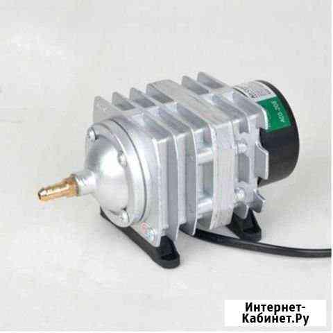 Аэратор-компрессор Hailea ACO-308 55л/мин новый Калининград