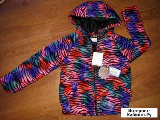 Новая осенняя куртка Futurino 128-134 Тамбов