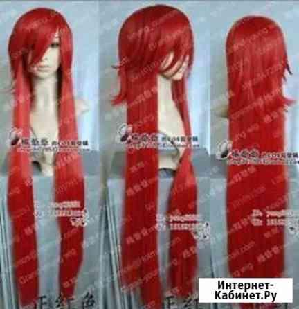 Красный парик Ульяновск