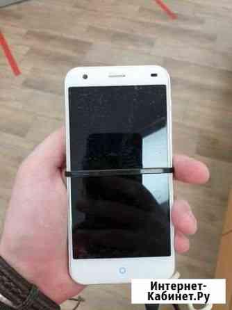 Телефон ZTE Blade S6 Silver Белгород