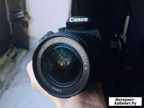 Canon 1300d EOS Владимир