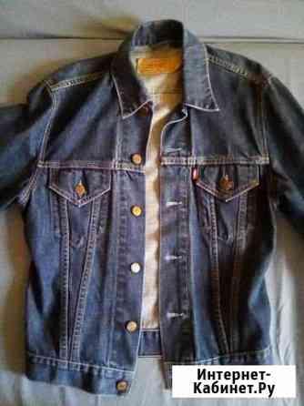 Levis trucker 70500 04 куртка джинсовая М Омск