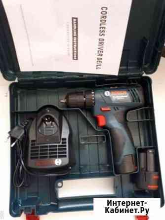Шуруповерт bosch GSR 1080-2-L Тверь