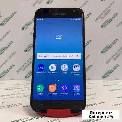 Смартфон Samsung Galaxy J5 2/16GB Лот:M217780 Брянск