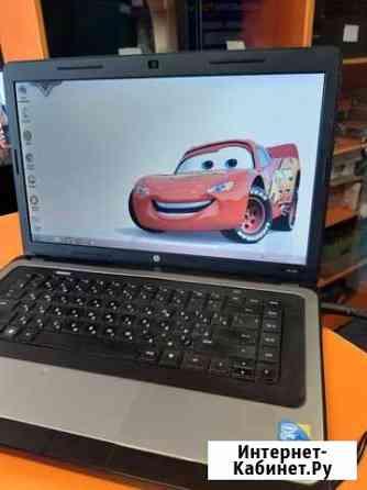 Ноутбук HP 630 на Сore 2 duo/2гб/160 hdd/гарантия Курск