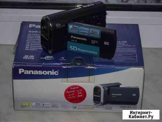 Видеокамера Panasonic SDR-S9EE новая,торг,обмен Великий Новгород