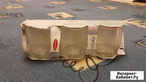 Набор бокалов в упаковке Салават