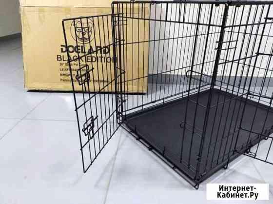 Клетка для собак. Арт.:18 Пласт