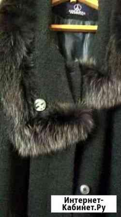 Пальто женское зима Вятские Поляны