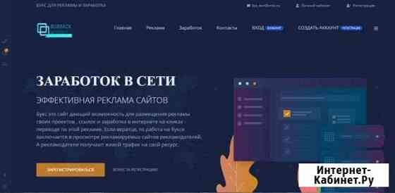 Автоматический бизнес в интернете рекламный проект Новосибирск