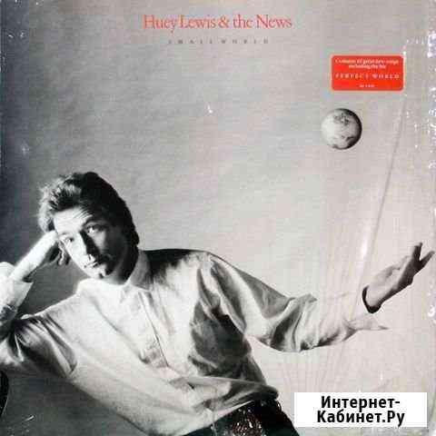 Виниловые пластинки,Huey Lewis & The News Small Череповец
