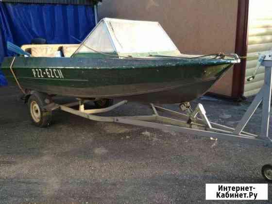 Моторная лодка Гагарин