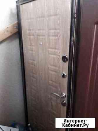 Дверь входная металлическая Омск