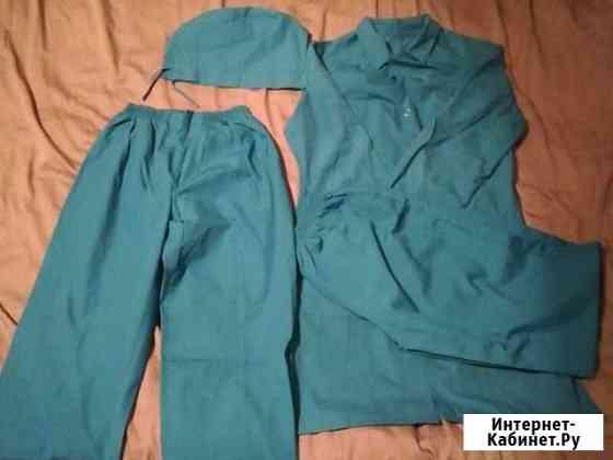 Медицинский халат и костюм Владикавказ