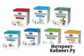 Закваски для молока vivo Челябинск