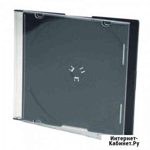 Продам футляр для 2-x CD/2-x DVD дисков Курск