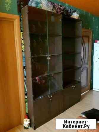 Шкафы со стеклянными дверьми/Торговые Витрины Сураж