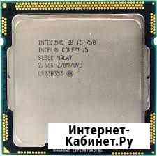 Процессор Intеl Соrе i5-750 lgа1156 Барнаул