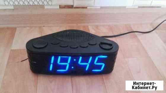 Часы с радио Мценск