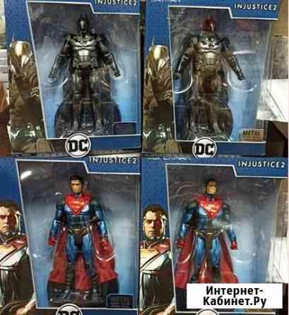 Фигурки DC Comics Multiverse Injustice 2 Batman, S Пермь