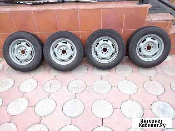 Продам колёса в хорошем состоянии Назрань