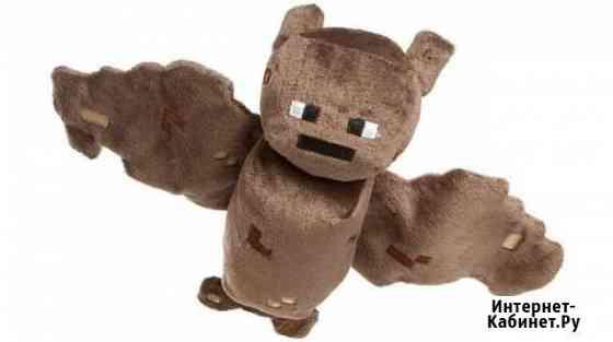 Мягкая игрушка Майнкрафт Летучая мышь Омск