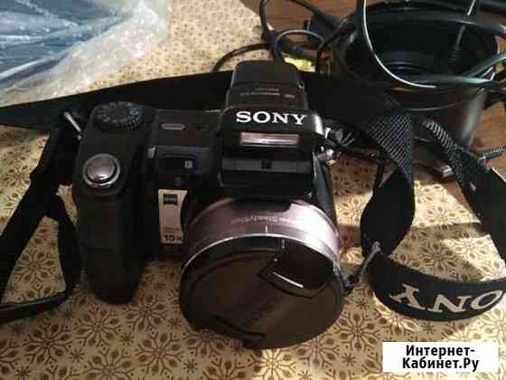 Цифровой фотоаппарат Sony h7 в отличном состоянии Омск