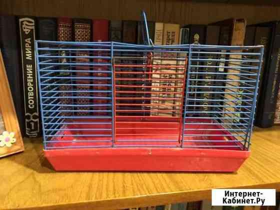Клетка для грызунов (морской свинки) Алексеевка