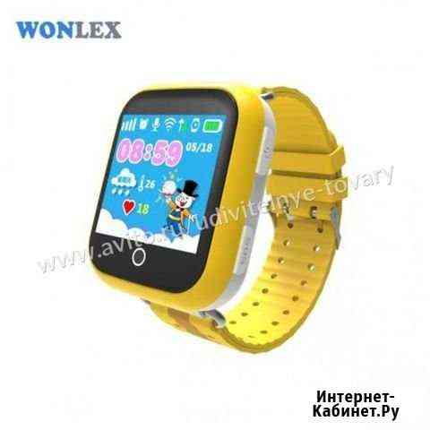 Детские часы GW 200S Wonlex Иркутск