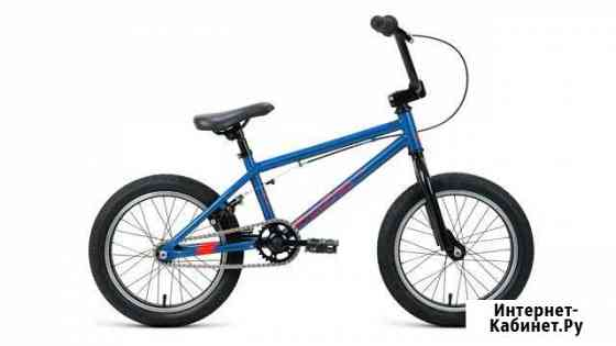 Велосипед Forward Zigzag BMX d-16 (2020) OS  сини Кемерово