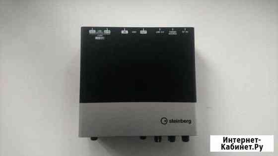Внешняя звуковая карта Steinberg UR22mkII Сельцо