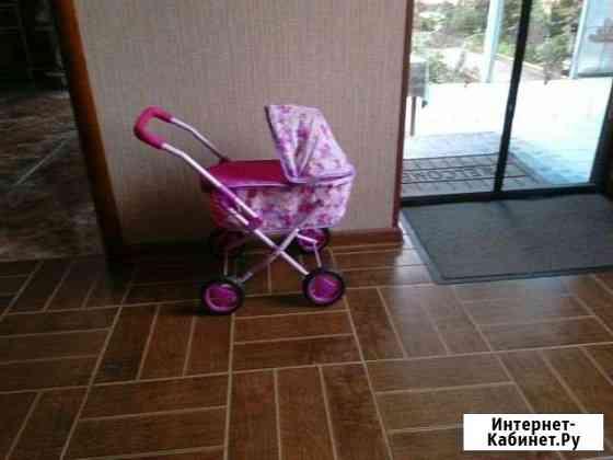 Детская коляска для куклы Армавир